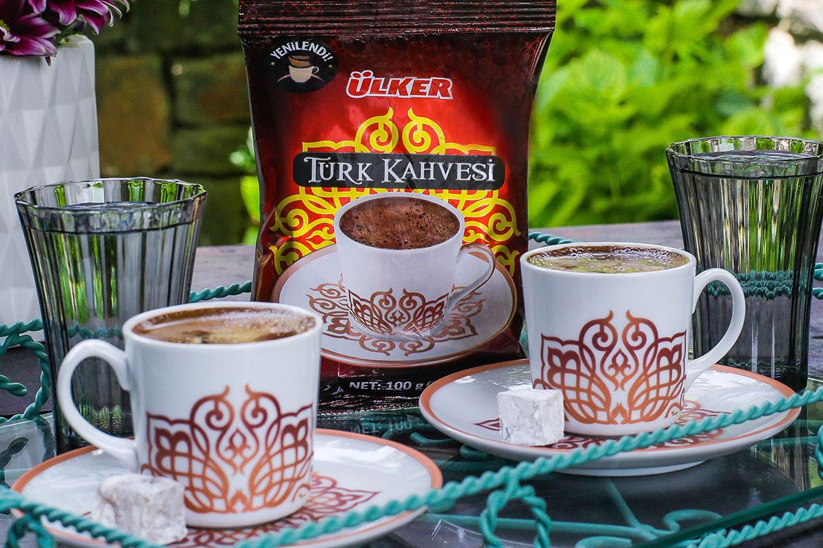 Yenilenen Ülker Türk Kahvesi, Bayrama Tat Katacak