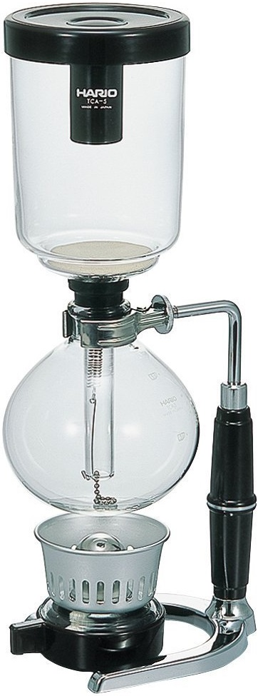 Hario - Hario Technica Syphon 5 Fincan Kahve Demleyici