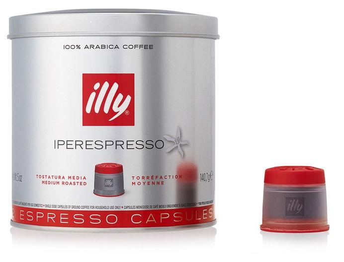 Illy - Illy iperEspresso Orta Kavrulmuş Kapsül Kahve 21 Adet