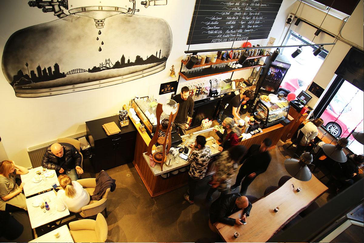 İstanbul'da Kaliteli Soğuk Kahve İçebileceğiniz 10 Mekan