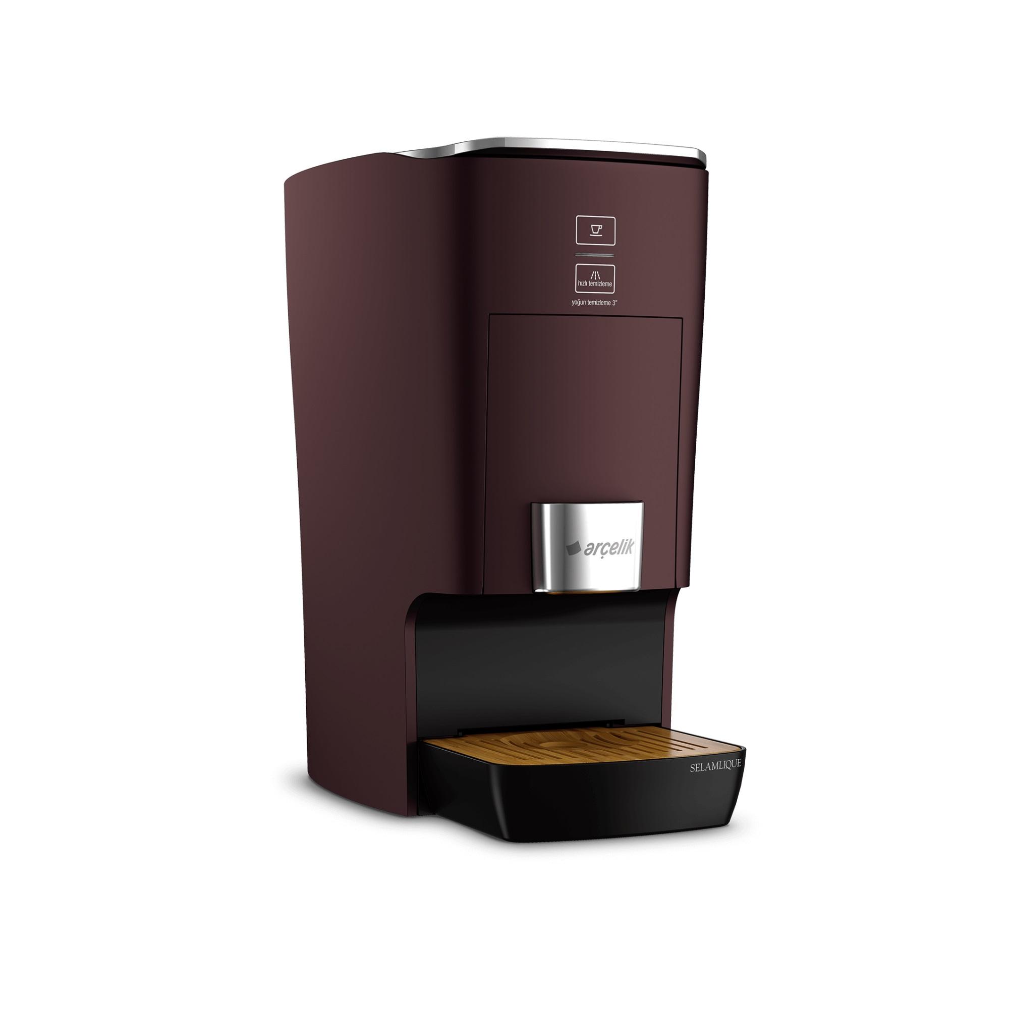 Arçelik K 3500 Selamlique Kapsüllü Türk Kahvesi Makinesi
