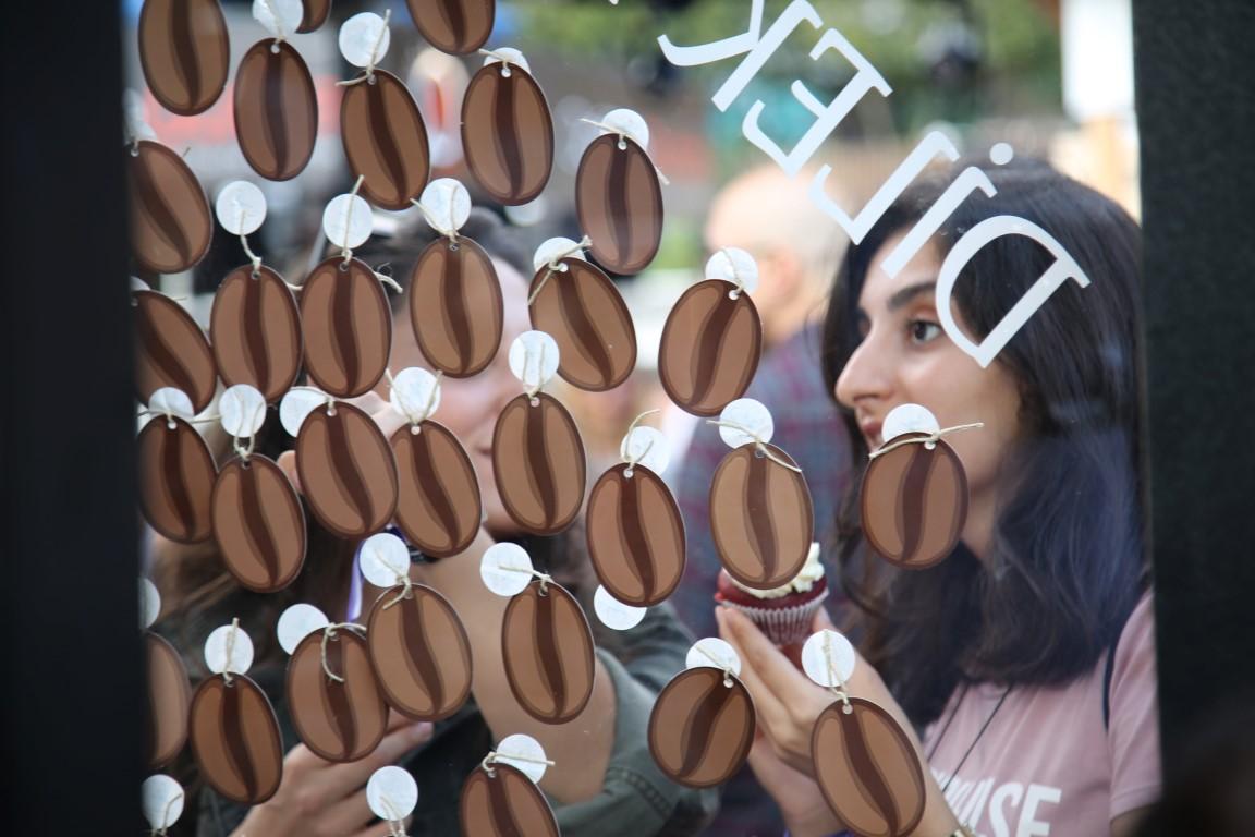 İstanbul Coffee Festival'da 40.000 Kahve Sever Buluştu