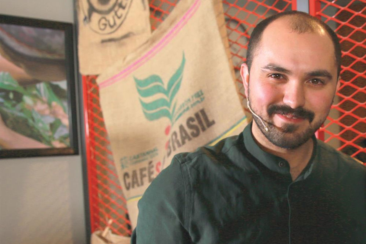 Ankara Kahve&Çikolata Festivali'nden Koray Erdoğdu Söyleşisi
