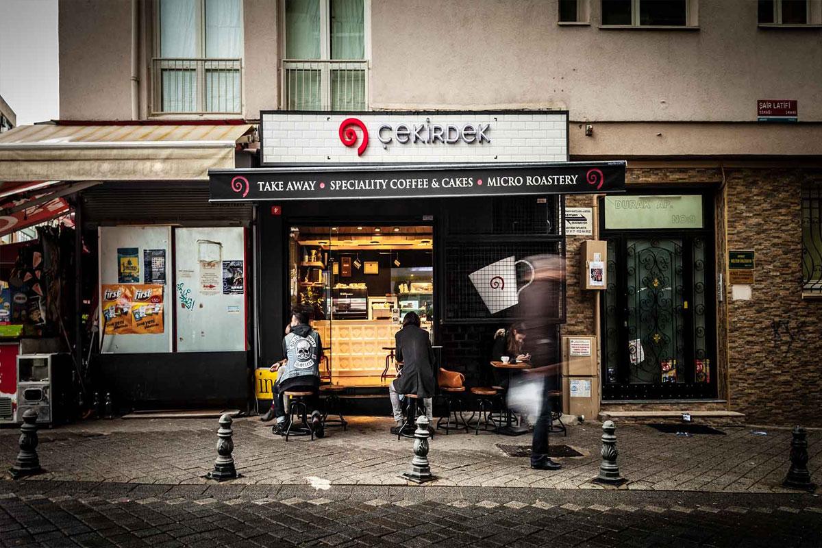 Çekirdek Coffee & Cakes