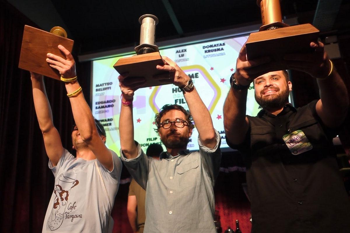 Türkiye Aeropress Şampiyonası 2017, Eylül'de Gerçekleştirilecek