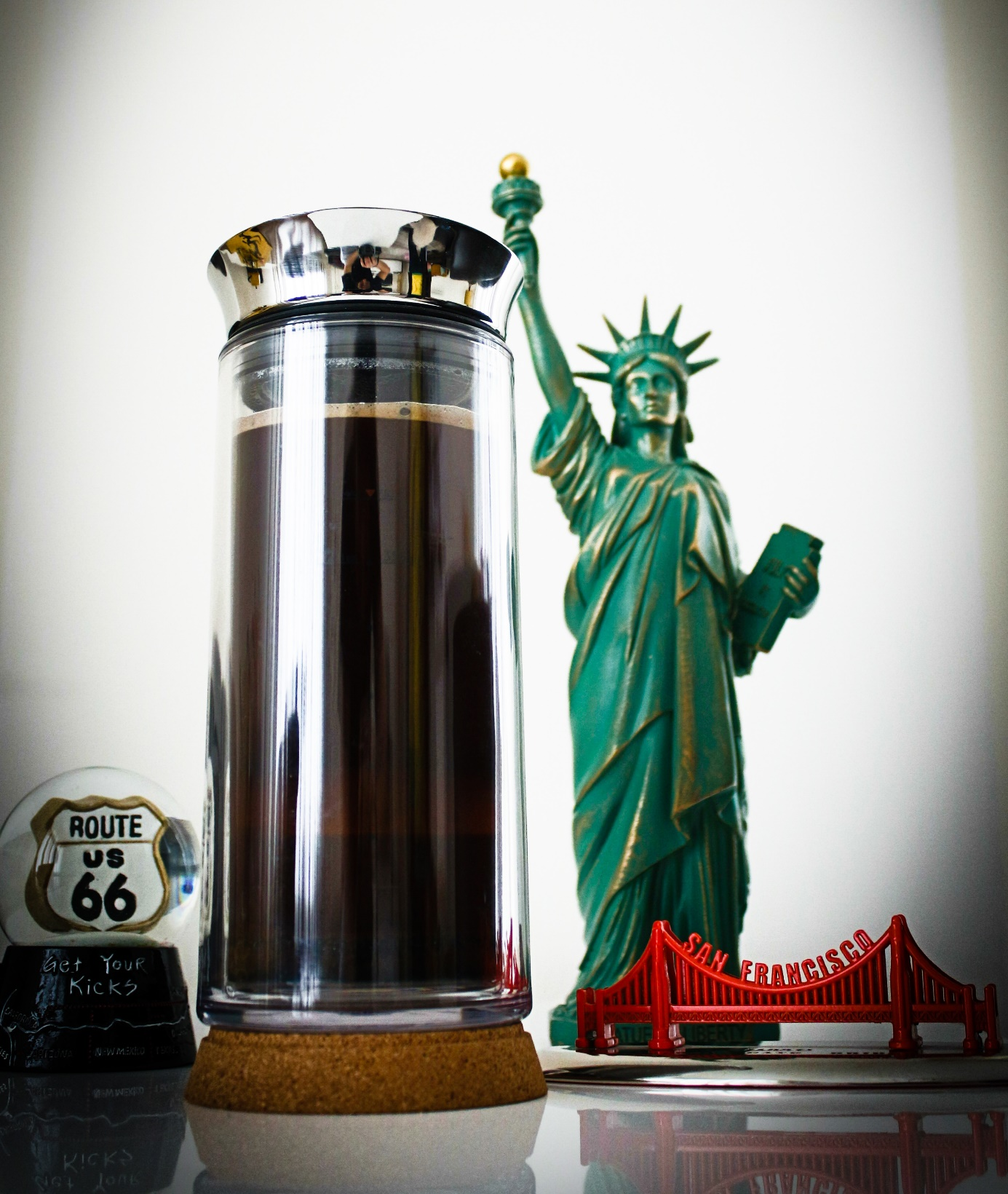 American Press Kahve Demleyici