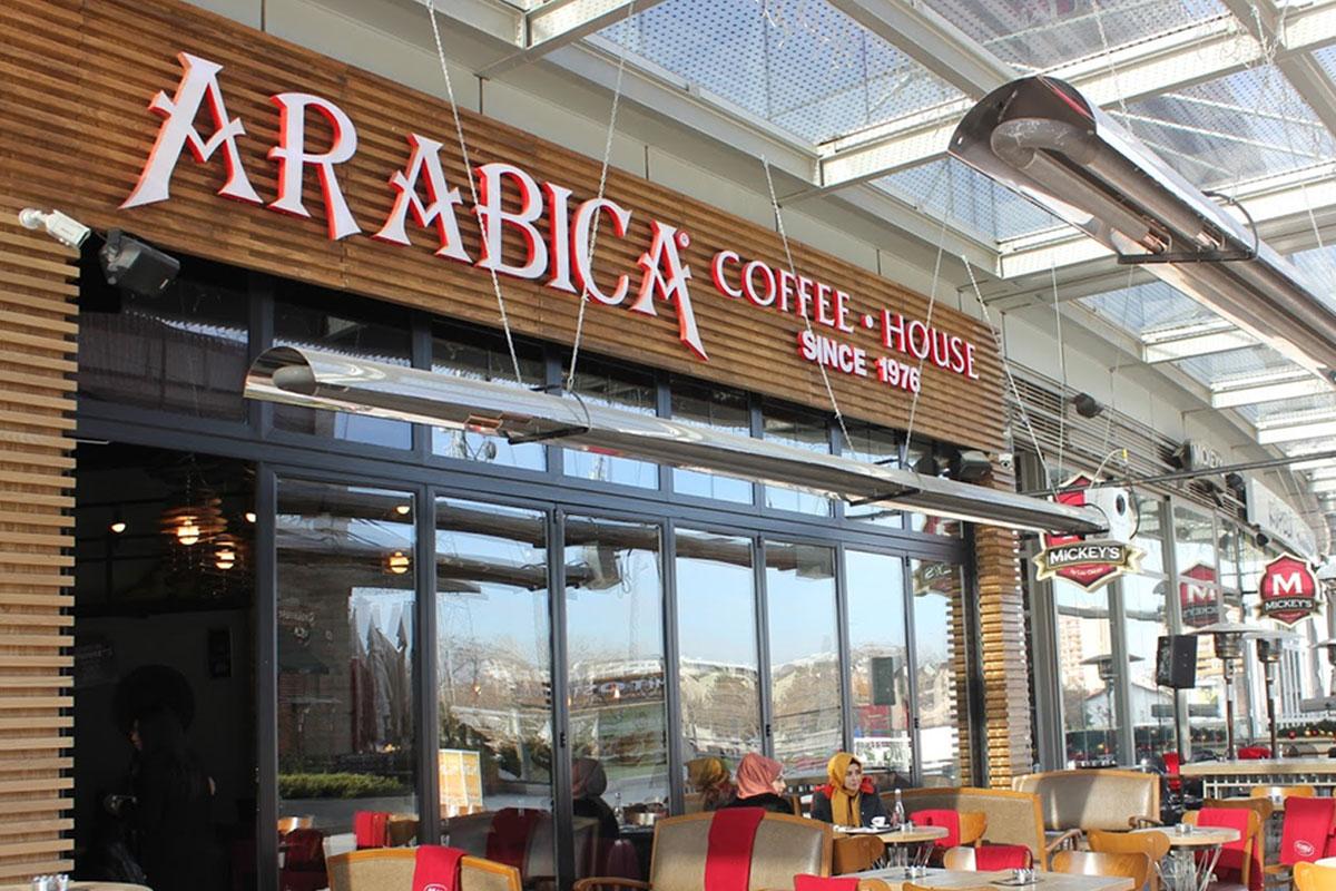 Arabica Coffee House 2018'e Kadar 18 Şube Daha Açacak