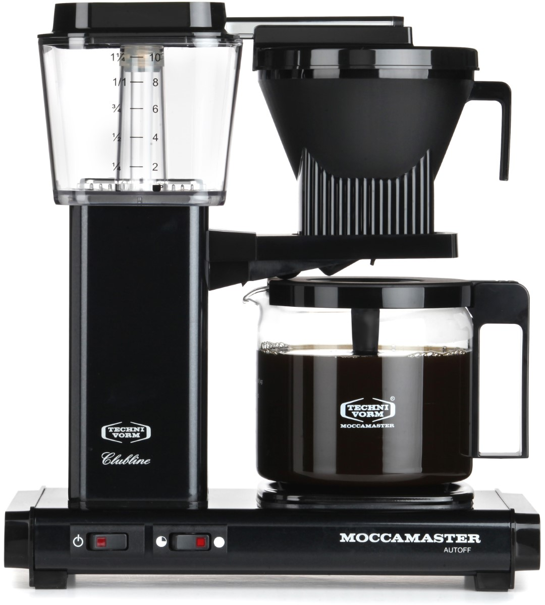 Moccamaster - Moccamaster KBG 741 AO Filtre Kahve Makinesi Siyah