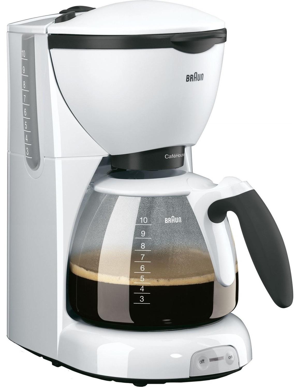 Braun - Braun CafeHouse Pure Aroma KF520 Filtre Kahve Makinesi