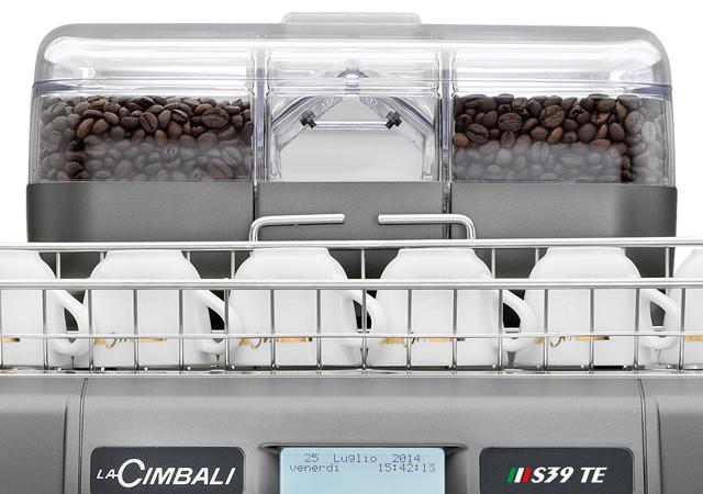 La Cimbali S39 TE MilkPS Tam Otomatik Kahve Makinesi