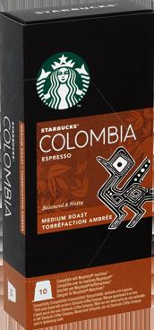 Starbucks - Starbucks Colombia Espresso Kapsül Kahve 10 Adet
