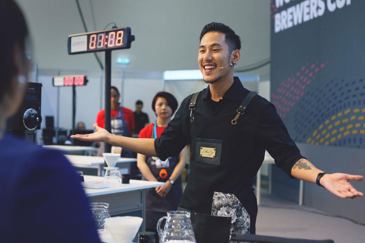 Son Şampiyonun Kahvesinin Kilosu 5000$