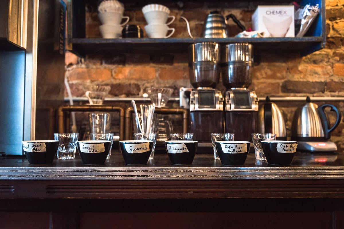 Gastronomi Bölümü Öğrencilerine Kahve Semineri