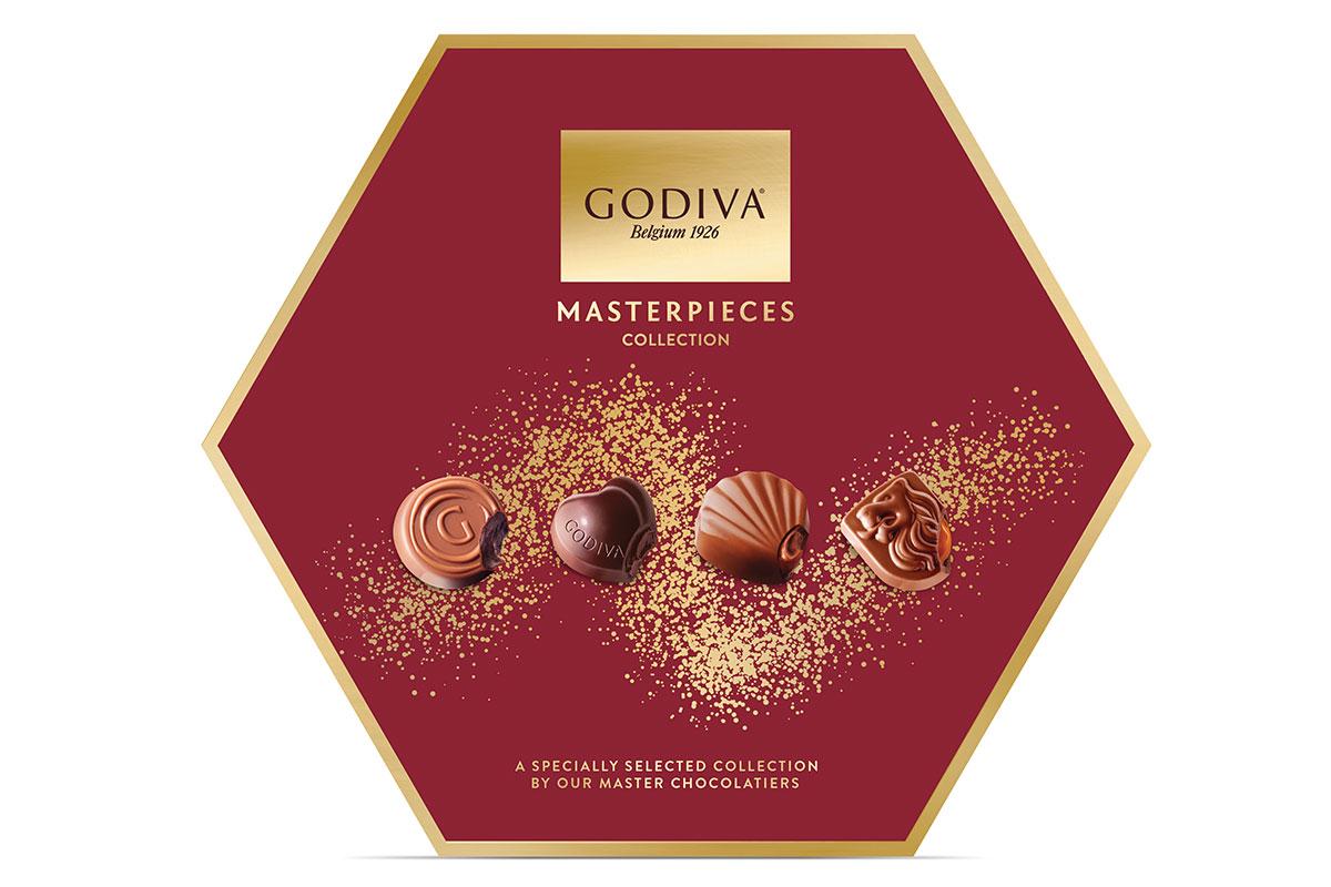 "Godiva'dan ""Masterpieces Collection"" İkramlık Çikolata"