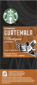 Starbucks Guatemala Antigua Espresso Kapsül Kahve 10 Adet