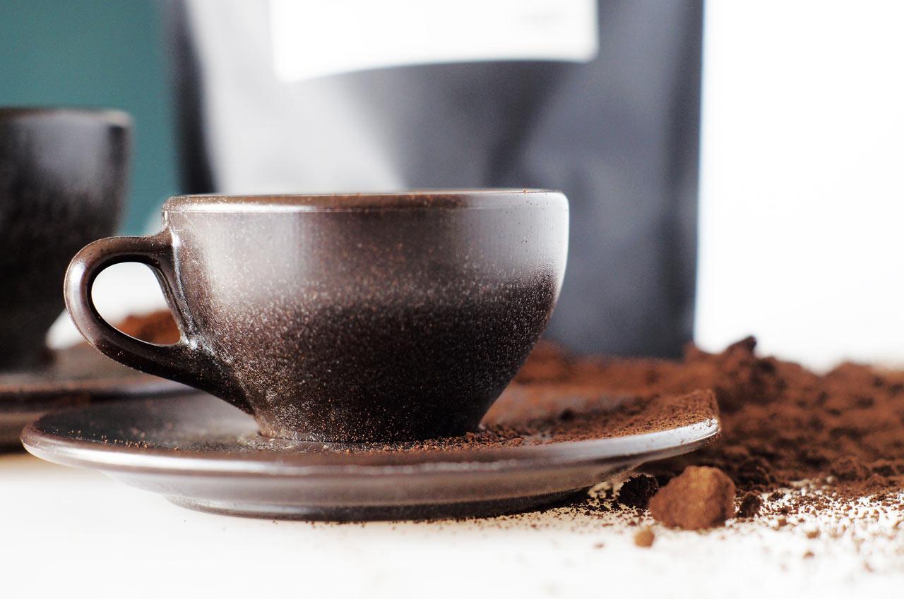 Kahve Atıklarından Yapılan Doğa Dostu Bardaklar