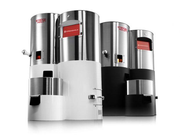 Stronghold Makineler İle Her Kafe Kendi Kahvesini Kavurabilecek