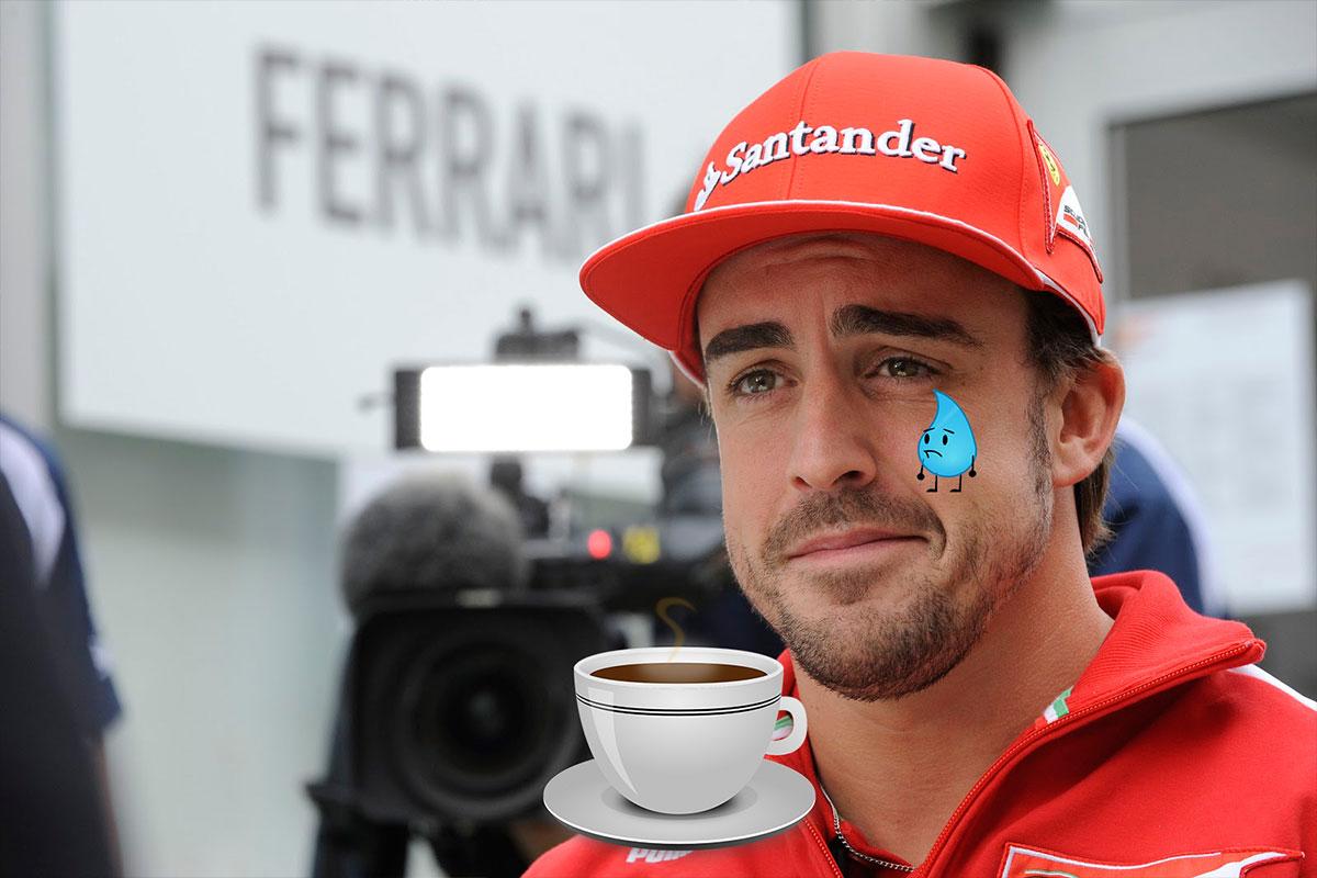 Alonso Şikayetçi: Yeni F1 Araçlarında Kahve İçmeye Zaman Yok