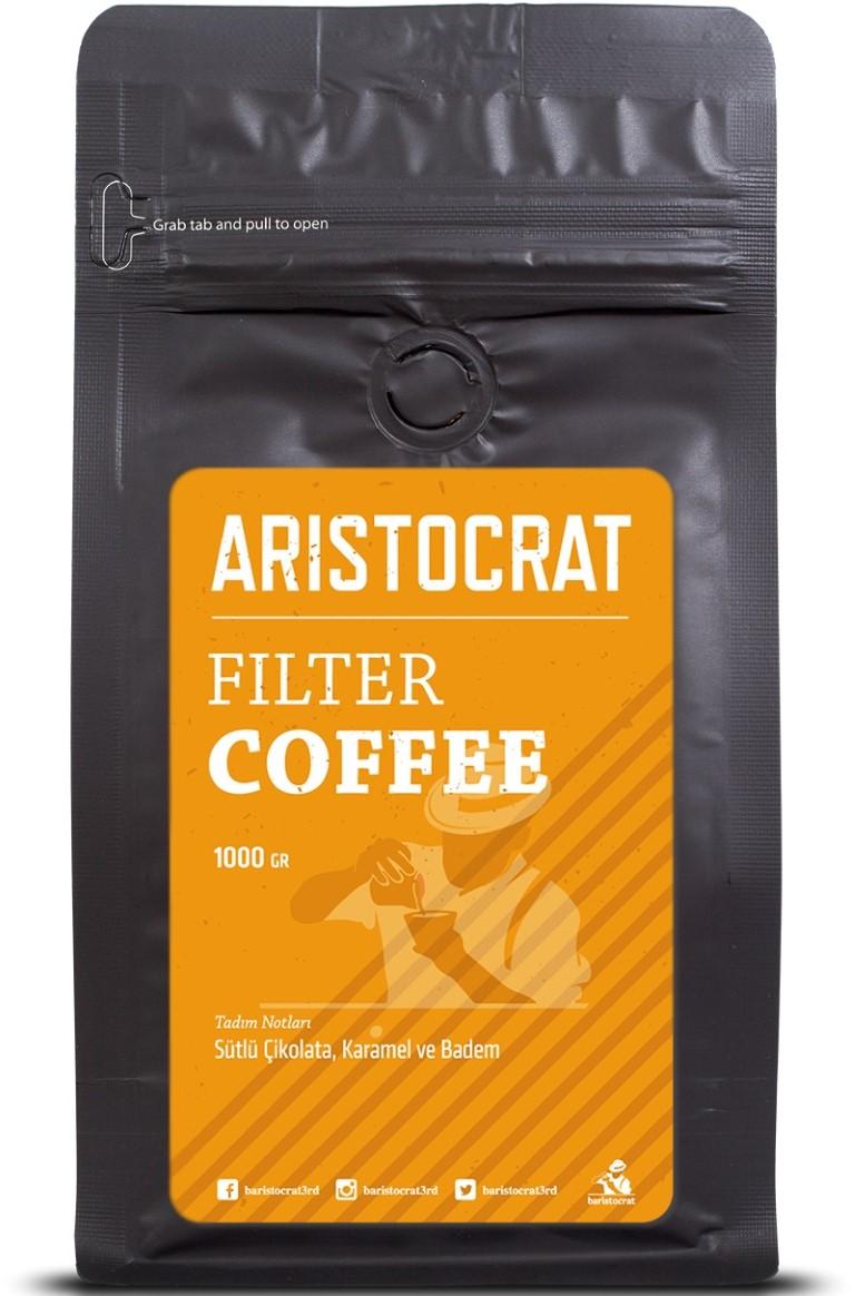 Baristocrat - Baristocrat Aristocrat Filtre Kahve 1000 G