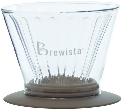 Brewista Smart Dripper Flat V Cone Cam Dripper