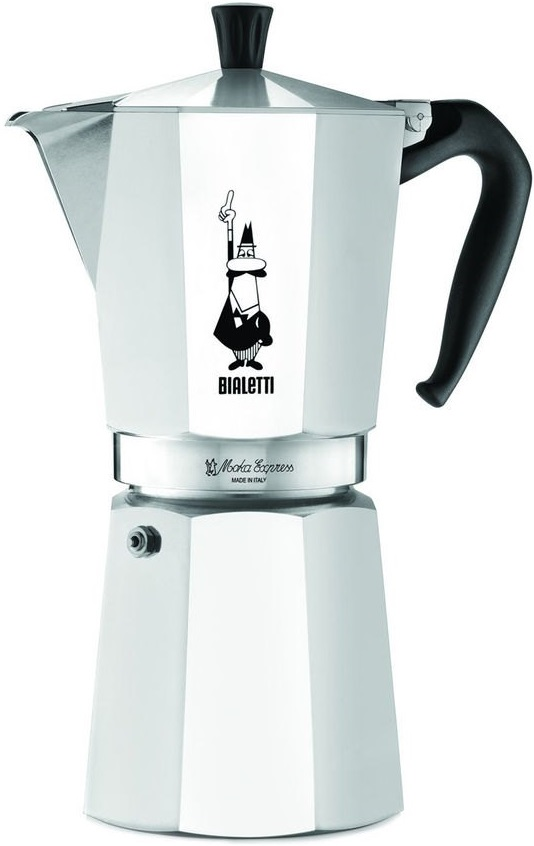 Bialetti - Bialetti Moka Express 12 Cups Moka Pot