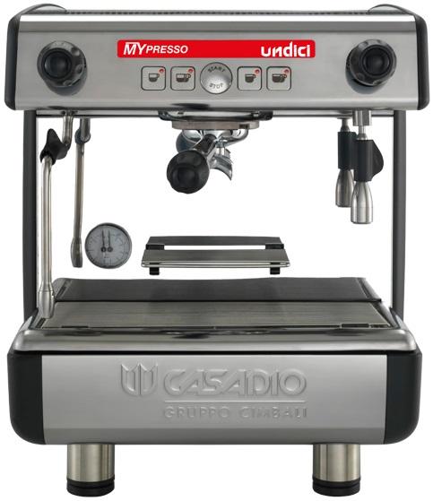 MyPresso - MyPresso Undici A1 TC Espresso Makinesi