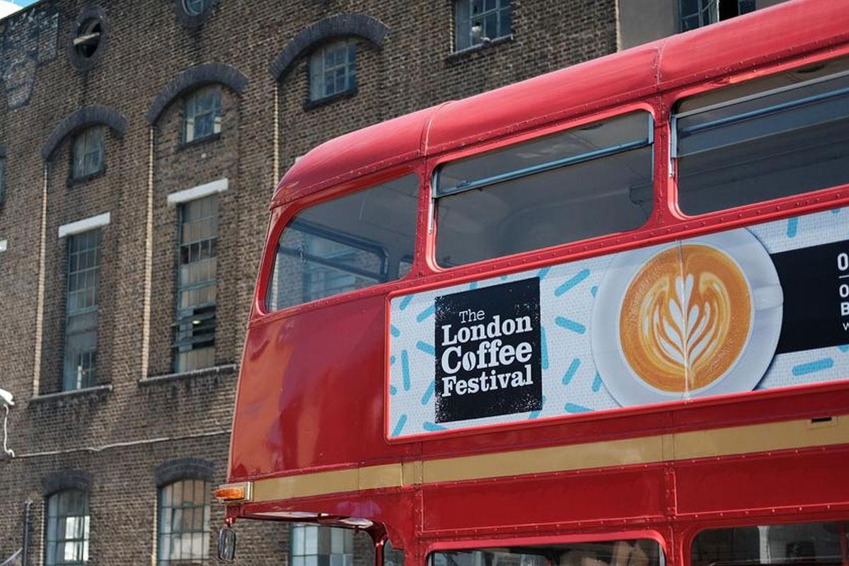 Londra Kahve Festivali Bu Perşembe Başlıyor