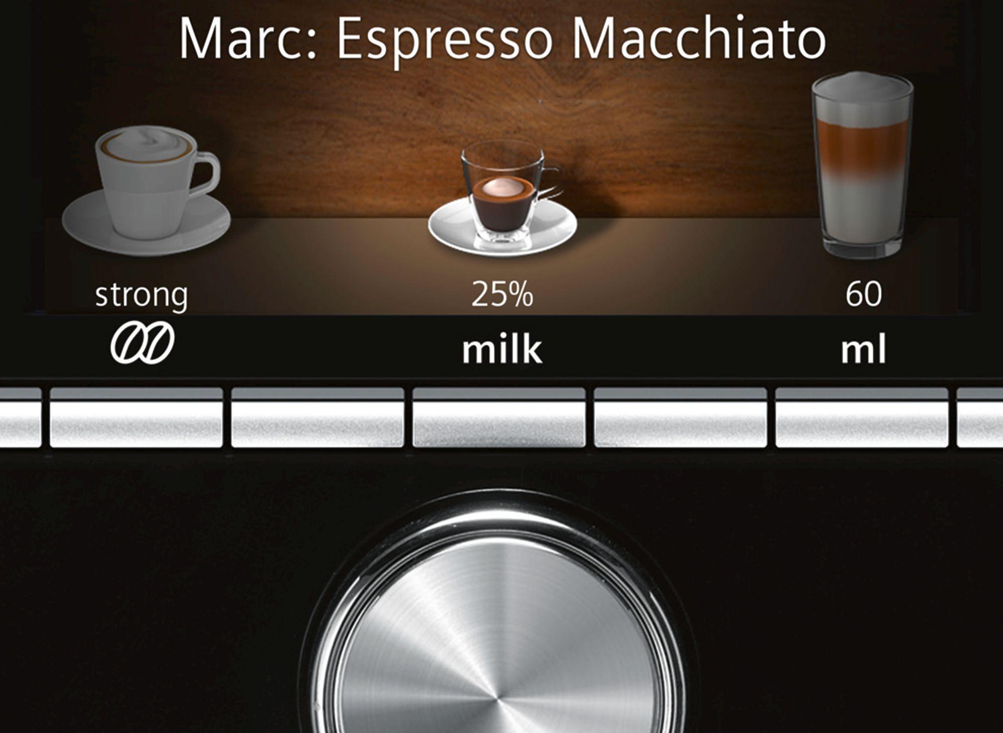 Siemens EQ.9 s300 Tam Otomatik Kahve Makinesi