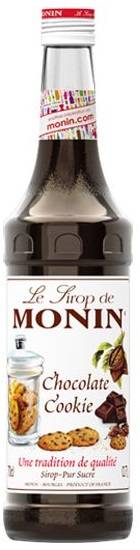 Monin - Monin Chocolat Cookie Şurup 0.7 L