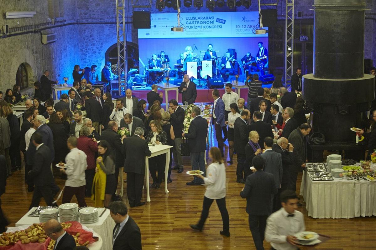 Gastronomi Kongresi'nde Kahve Etkinlikleri de Olacak