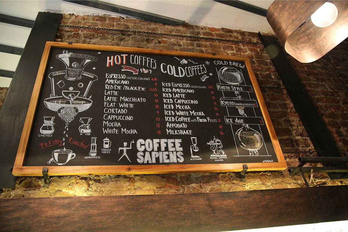 Coffee Sapiens Karaköy