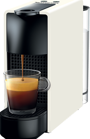 Nespresso - Nespresso Essanza Mini C Beyaz Kapsüllü Kahve Makinesi