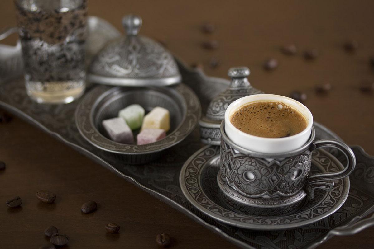Türkiye'nin Kahve Haritası