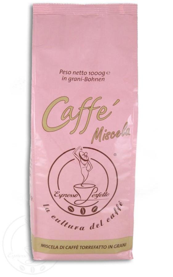 Espresso Perfetto Caffe Miscela Çekirdek Kahve 1000 G