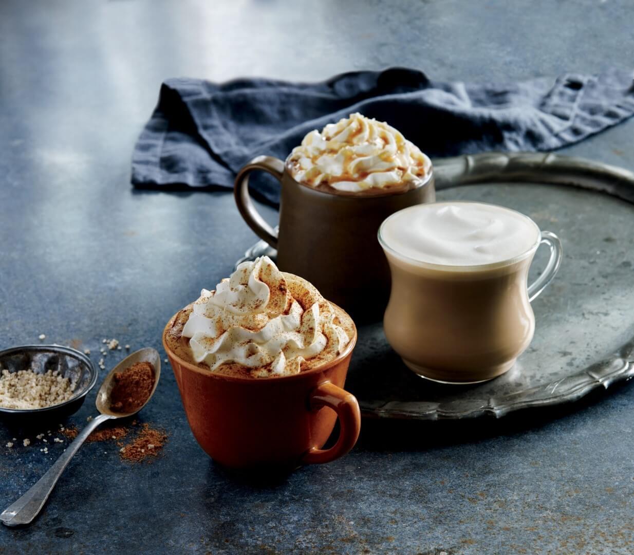 Sonbaharın Beklenen Lezzeti Pumpkin Spice Latte Geri Dönüyor