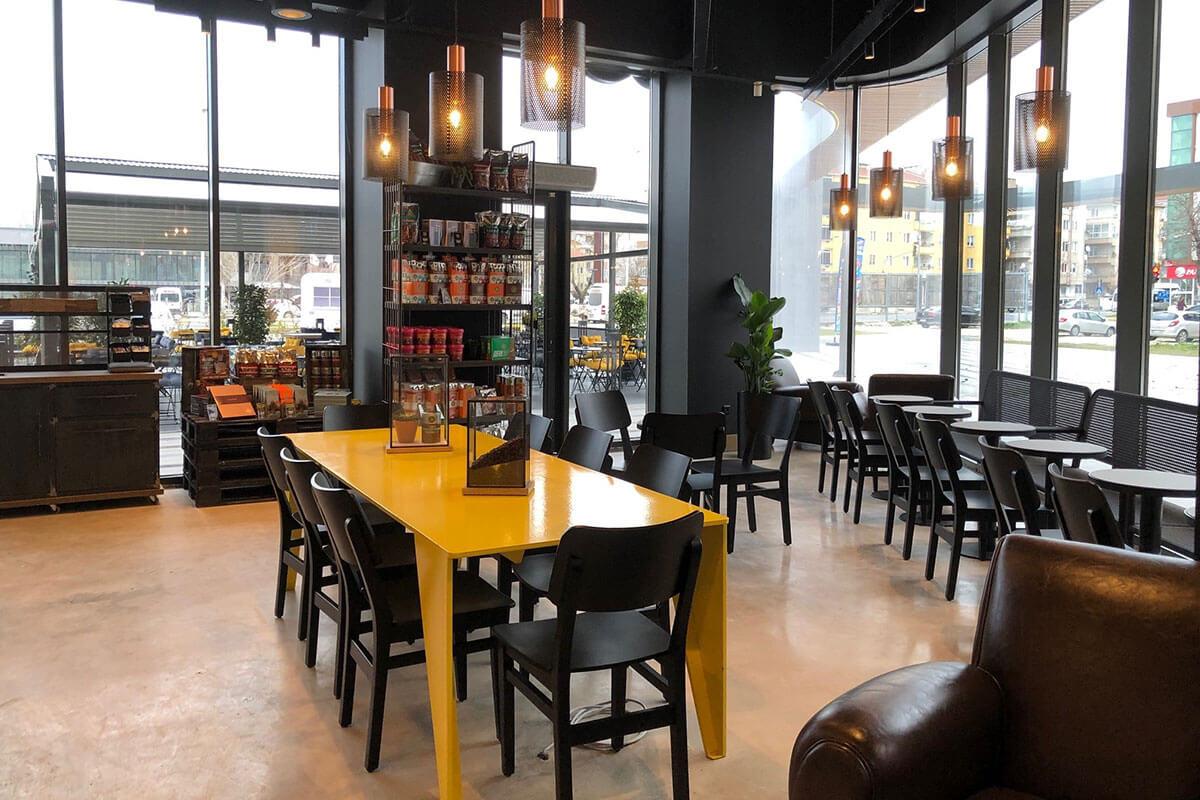 Kahve Dünyası'ndan Lüleburgaz'a İkinci Algötür Mağazası