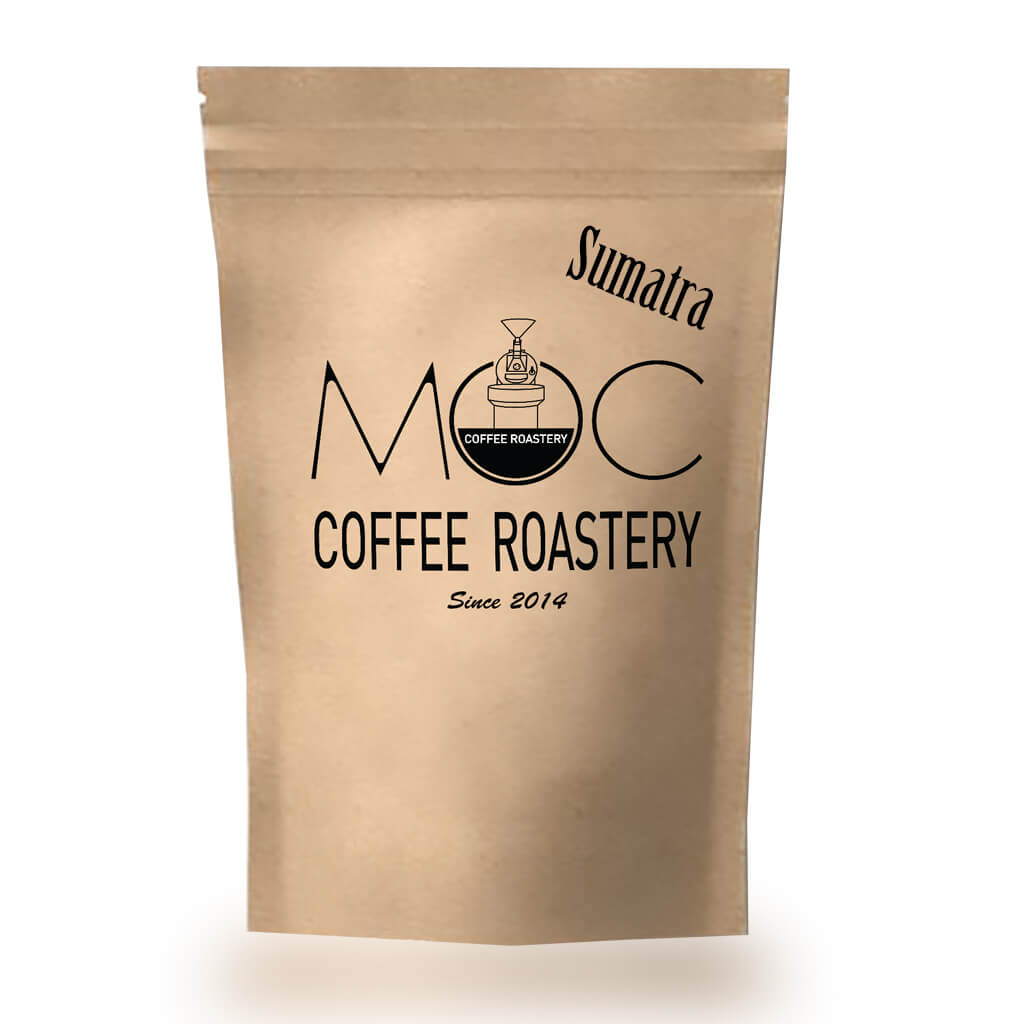 MOC Coffee Roastery - MOC Coffee Roastery Indonesia Sumatra Kahve 250 G