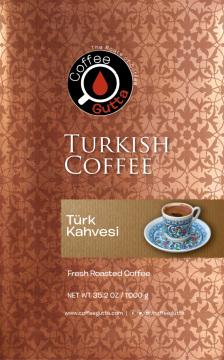 Coffee Gutta - Coffee Gutta Klasik Türk Kahvesi 1000 G