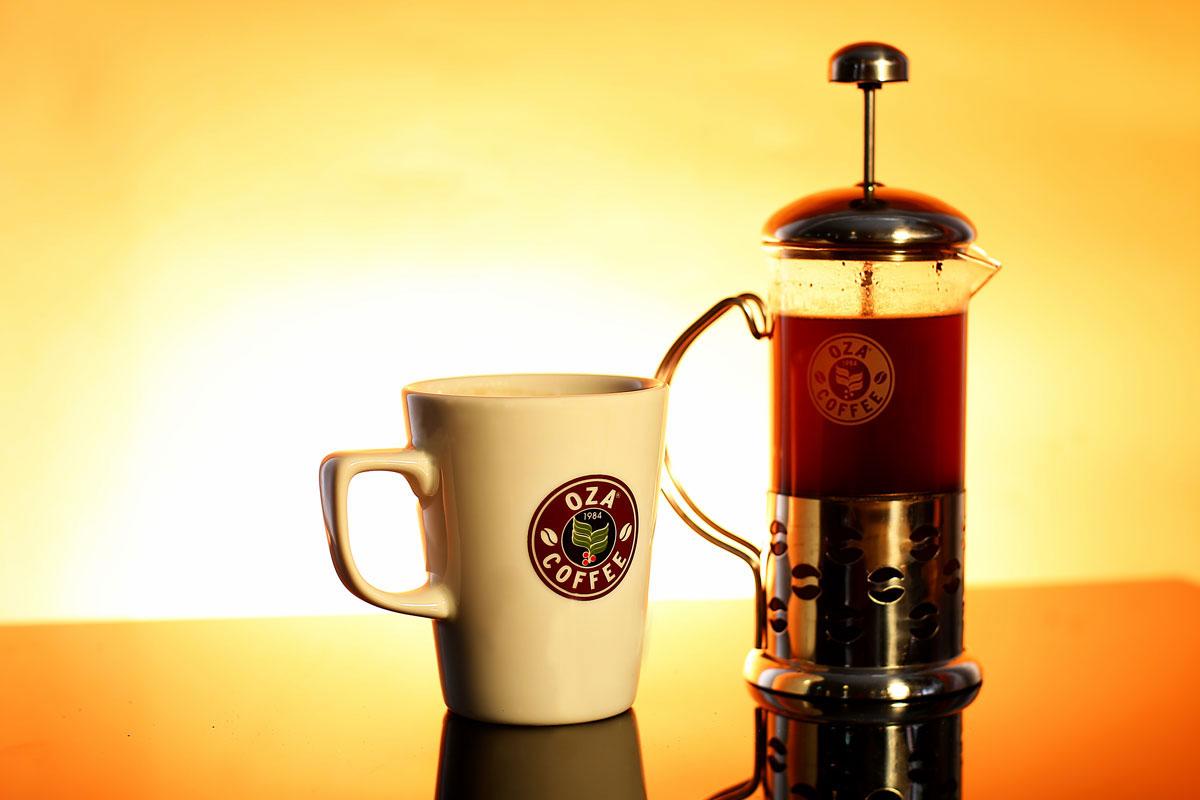 Kıbrıslı Oza Kahve, Aytac Foods İle İngiltere'de
