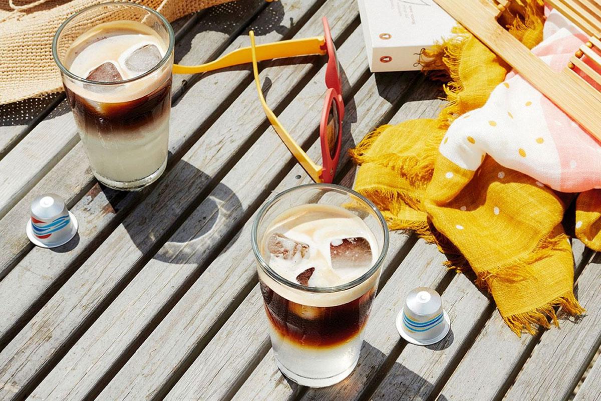 Nespresso Soğuk Kahvelerine İki Yeni İlave