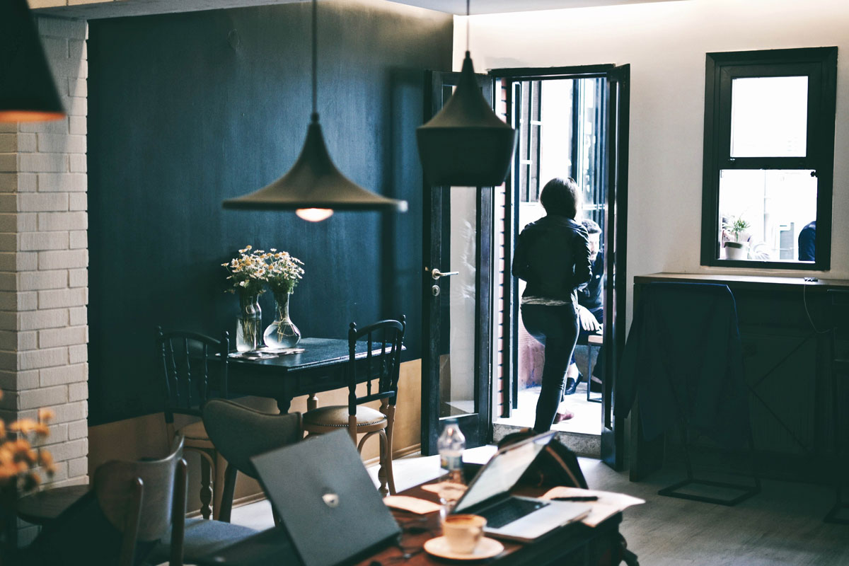 Quo Coffee'de Chemex Demlemesi - Vlog