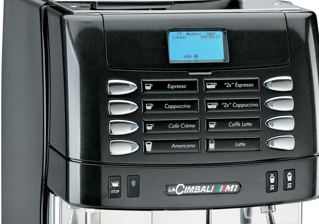 La Cimbali M1 MilkPS Tam Otomatik Kahve Makinesi