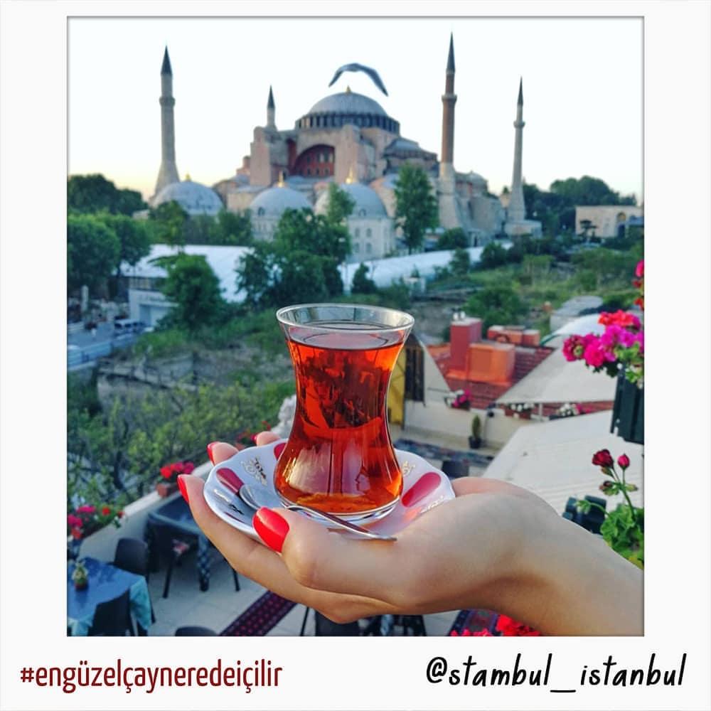 'En Güzel Çay Nerede İçilir' Kampanyası