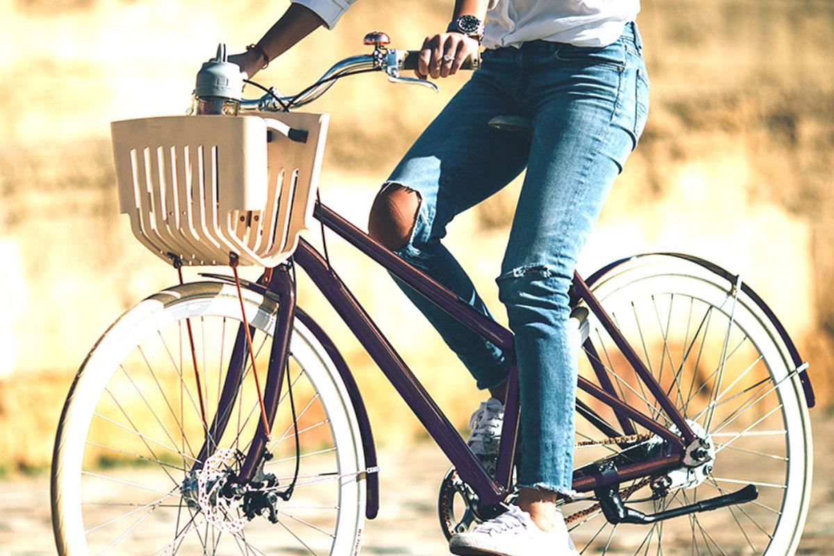Nespresso Geri Dönüştürülmüş Kapsüllerden Bisiklet Üretti