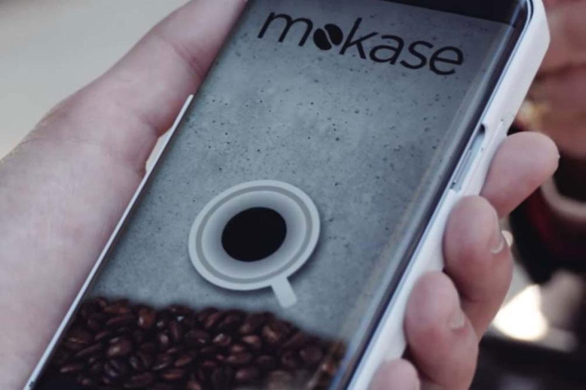Mokase, Size Espresso Hazırlayabilen Bir Telefon Kılıfı