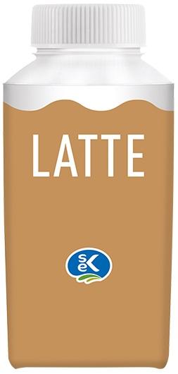 SEK - SEK Latte Kutu Kahve 250 ML
