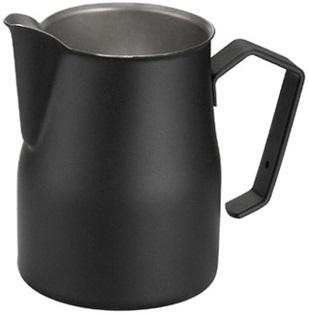 Motta - Motta Profesyonel Süt Sürahisi Siyah 0.50 L