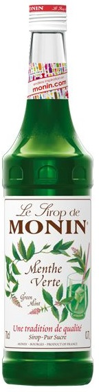Monin - Monin Menthe Verte Şurup 0.7 L