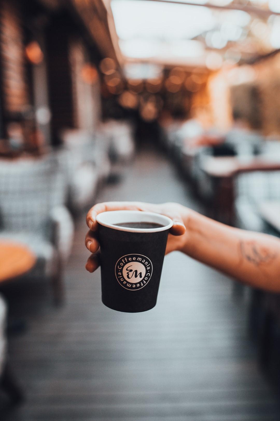 Coffeemania Foça