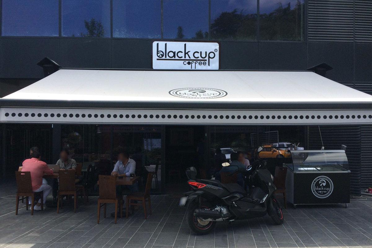 Black Cup Coffee